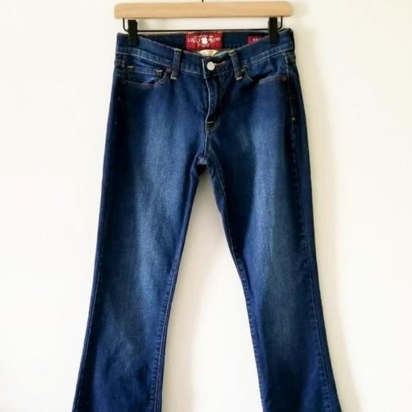Lucky Brand Denim - {Lucky Brand} Sophia Boot Jeans